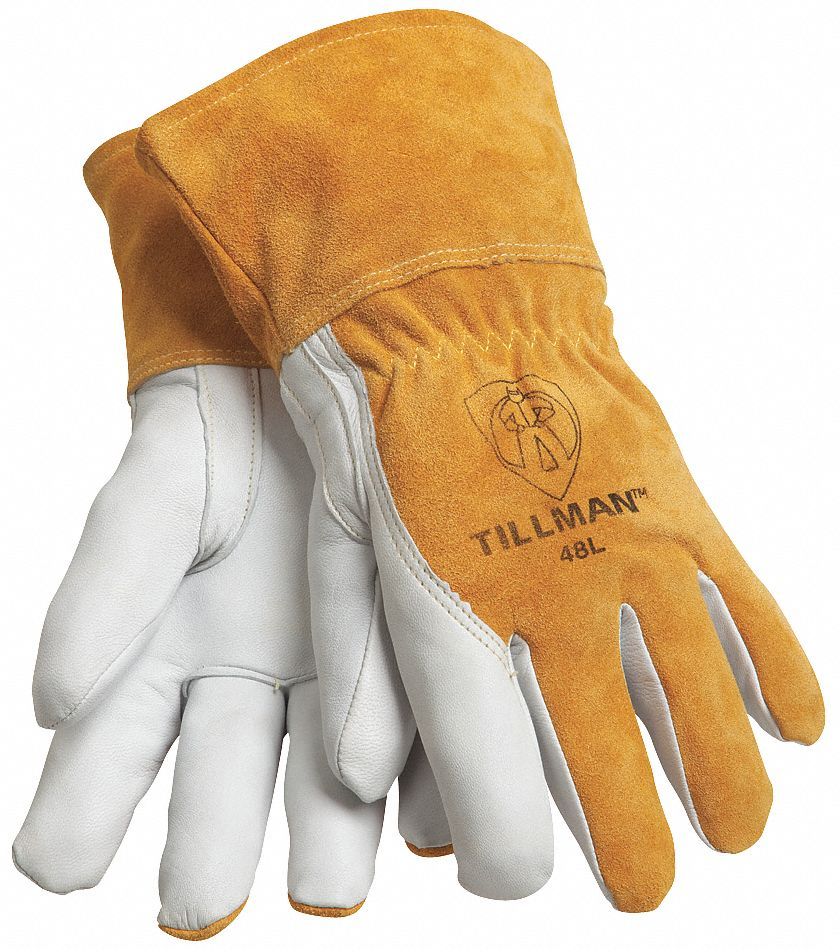 Welding Gloves,  L,  Welding,  1 PR