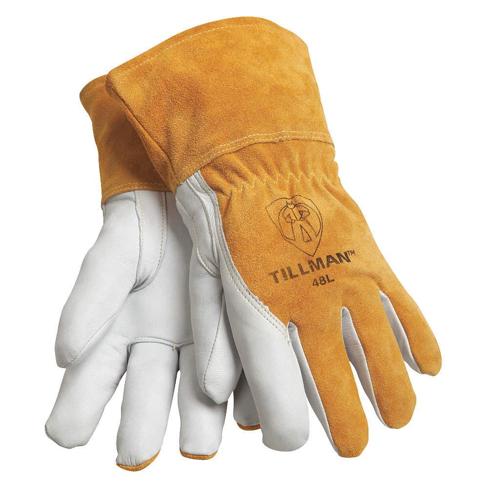 Tillman Welding Gloves L 9 Welding 1 Pr 5upc4 48l Grainger
