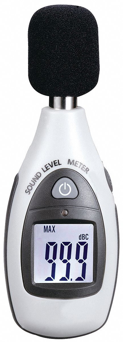 Digital Sound Level Meter, A Weighted