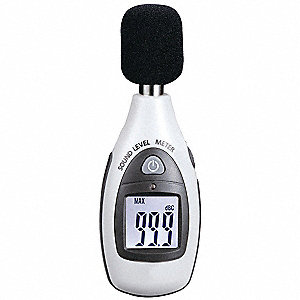 Digital Sound Level Meter,A Weighted