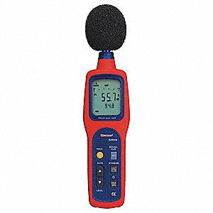 Digital Sound Level Meter,A & C Weighted