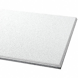 ARMSTRONG Ceiling Tile 24 Width Length 3 4 Thickness Mineral Fiber