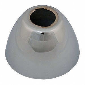 Escutcheon for Lavatory Faucets, 2-1/4 Length (In.)