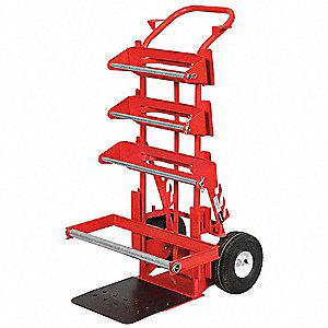 Wire Spool Cart,Cap 600 Lb