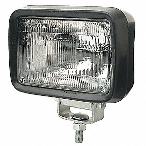 Work Lamp,Sealed Beam,Flood
