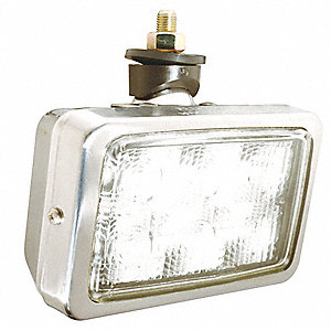 "WorkLight,700 lm,Rectangular,LED,4-3/4""H"