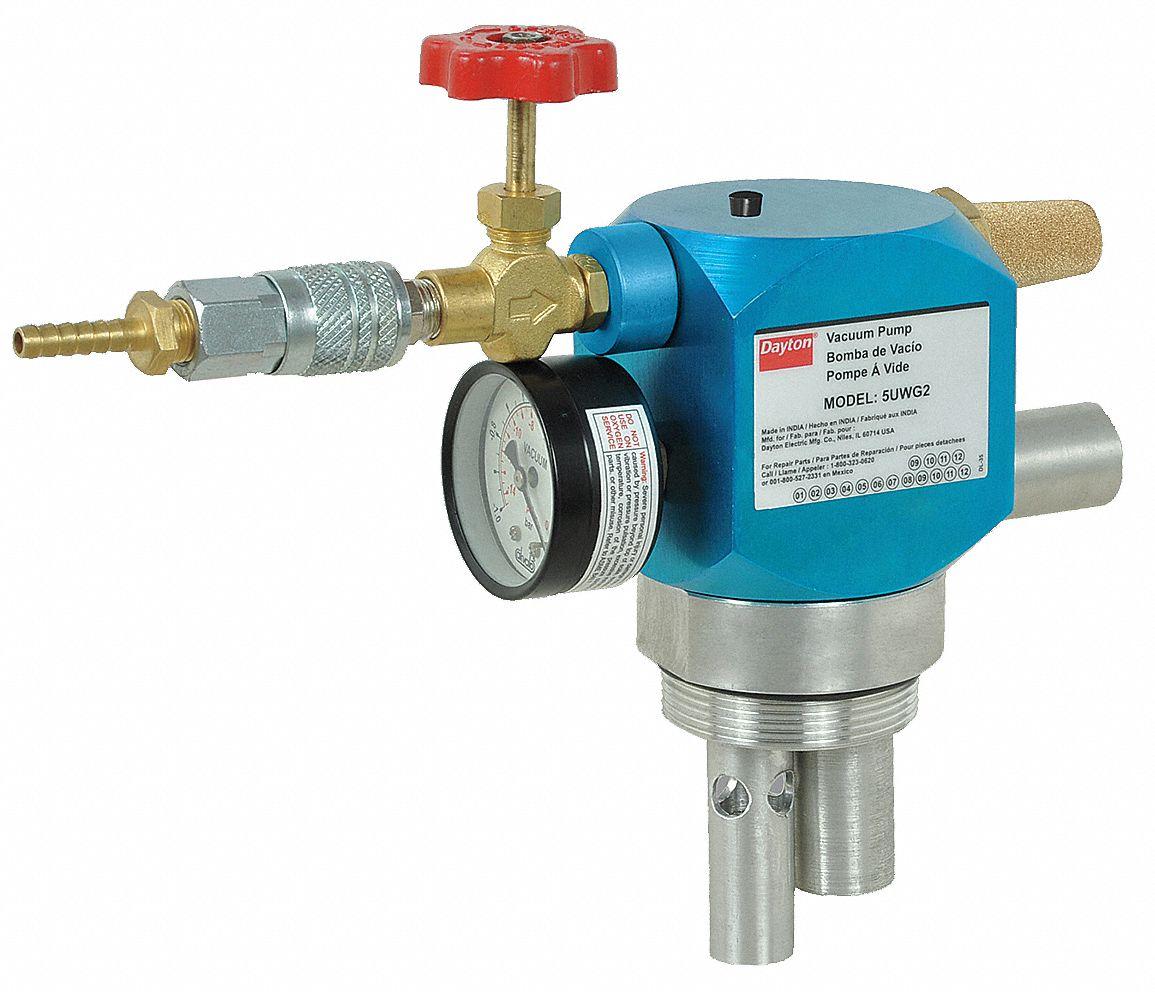 dayton air operated vacuum pump 5uwg2 5uwg2 grainger rh grainger com Dayton Vacuum Pump Oil dayton vacuum pump parts