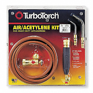 X-3B Torch Kit, Air/Acetylene Fuel