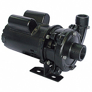 3/4 HP Pressure Booster Pump, 1 Phase, 115/230 Voltage, 15.2/7.6 Amps