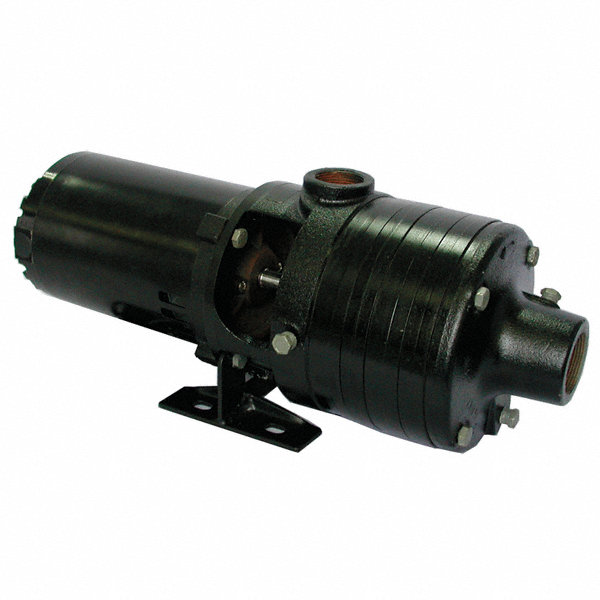 Dayton 2 hp booster pump 3 phase 208 230 460 voltage 9 for General motors extended warranty plans