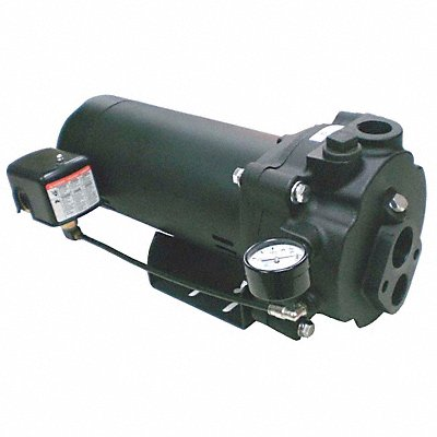 5UXK3 - Convertible Jet Pump CI 1/2HP 115/230V