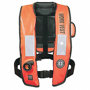 Inflatable Workvest,HIT