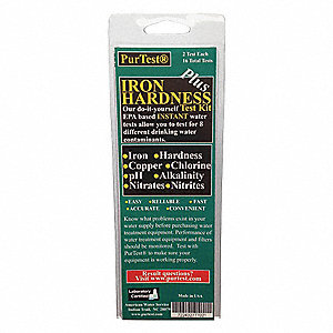 Iron Hardness Plus Kit