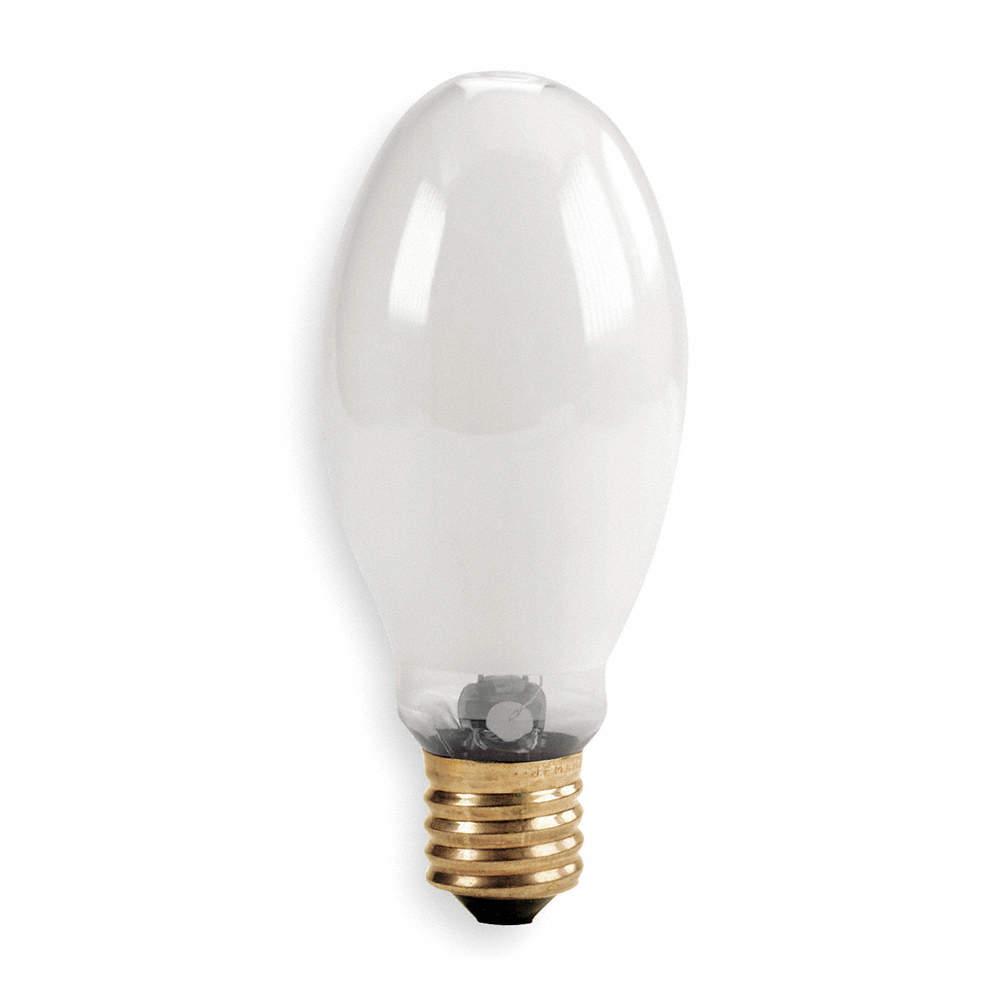 Hid Light Bulbs >> 175 Watts Mercury Vapor Hid Lamp Ed28 Mogul Screw E39 7800 Lumens 3900k Bulb Color Temp