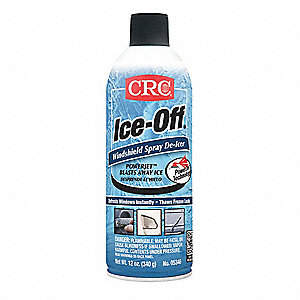 Windshield Deicer,Aerosol,12 oz