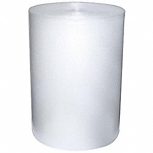 Adhesive Bubble Roll,24In. x 300 ft.,PK2