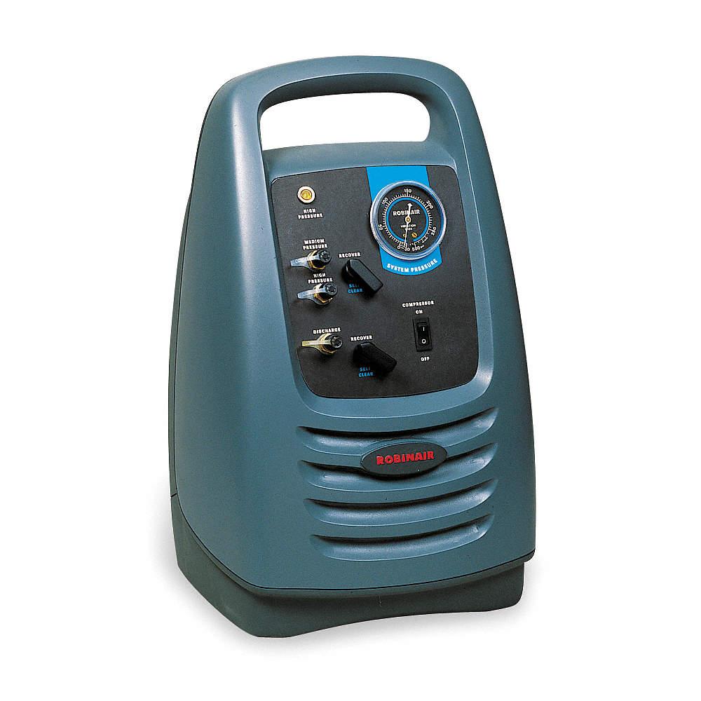 Robinair Ac Machine >> Robinair Refrigerant Recovery Machine 2 Port 1 4 Male