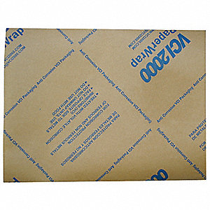 VCI Paper,Brown,36 In. W,600 ft. L