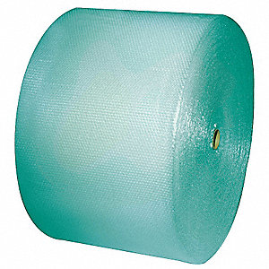 Bubble Roll,24Inx125 ft,Grn,PK2