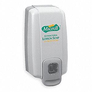 Gojo Nxt 1000ml Manual Liquid Soap Dispenser Wall Mount Gray