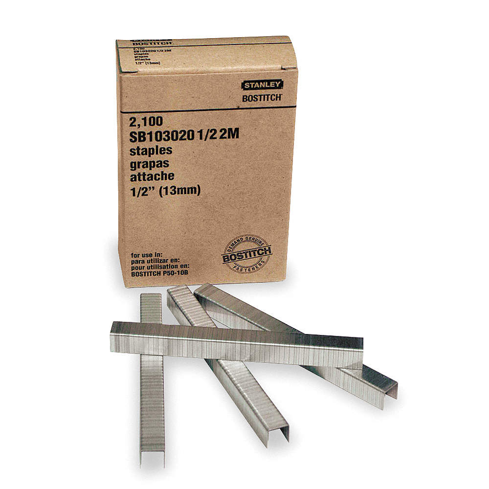 SB103020-1//2C staples 1//2 Staples for Bostitch