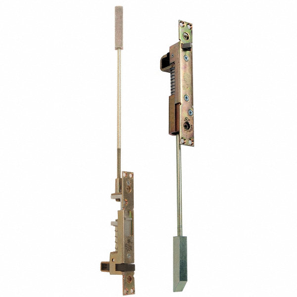 Ives Latching Automatic Flushbolt Metal Door 5vre8