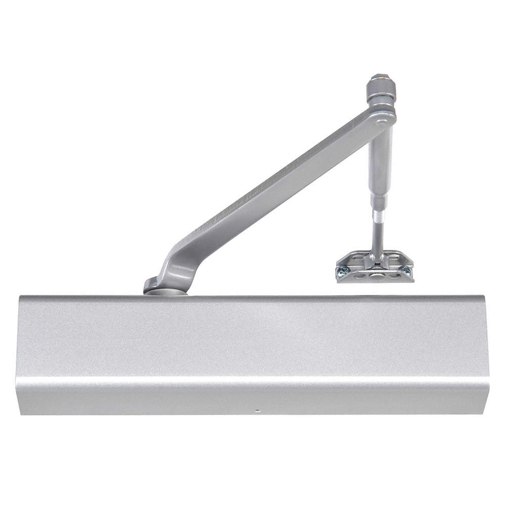 YALE Door Closer,Manual,Aluminum - 5VRZ7|2701 x 689 - Grainger