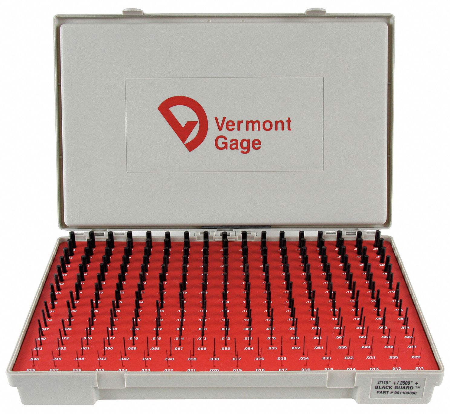 Vermont Gage 502313600 Pack of 84 pcs 29 x 2-7//8 HSS Reamer Blank