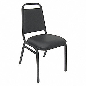 Stacking Chair, 1EA