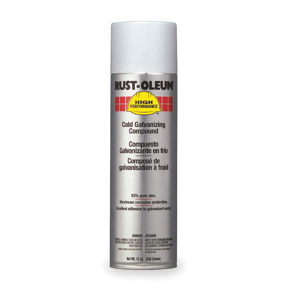 RUST-OLEUM PAINT AEROSOL COLD GALV COMPOUND 20 - Spray