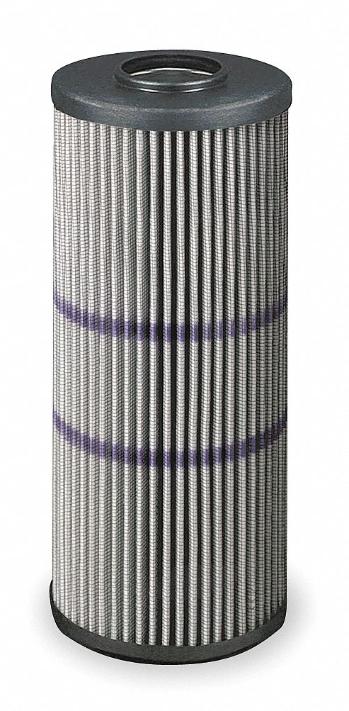 Paper Hydraulic Filter Element,  10 Micron Rating,  3,000 psi Max. Pressure