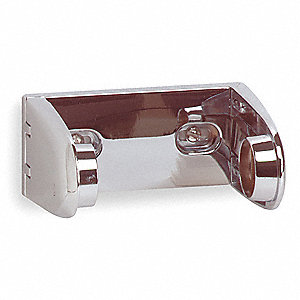Double Post Toilet Paper Holder