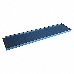 Lower Shelf,72Wx15Dx2 H,Industrial Gray