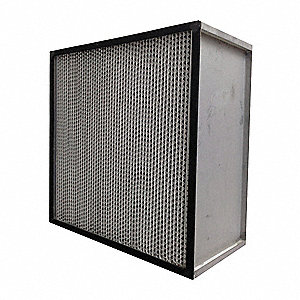 24x24x12 Cartridge Filter with 65% Filter Efficiency