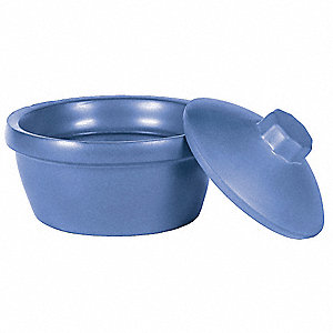 Handy Ice Bucket,Lid Blue