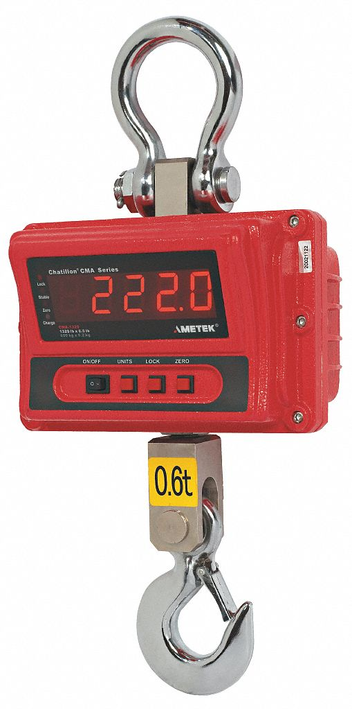 Chatillon IN-010 Instrument Scale 10 lb x 4 oz