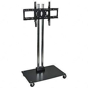 Heavy Duty Mobile Flat Panel Stand