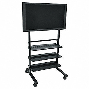 Mobile Flat Panel Stand