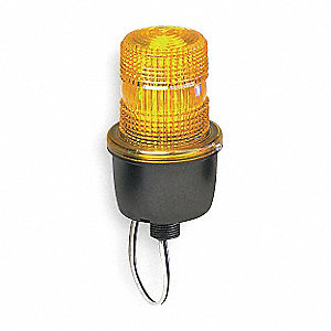 Low Profile Warning Light,Strobe,Amber