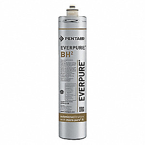 0.50 gpm Replacement Filter Cartridge, Fits Brand: Everpure, 0.5 Micron Rating
