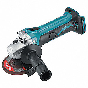 "4-1/2"" Cordless Cutoff/Grinder, 18.0 Voltage, 10,000 No Load RPM, Bare Tool"