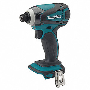 "1/4"" Hex Cordless Impact Driver, 18.0 Voltage, 1420 in.-lb. Max. Torque, Bare Tool"