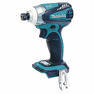 "1/4"" Hex Cordless Impact Driver, 18.0 Voltage, 1460 in.-lb. Max. Torque, Bare Tool"