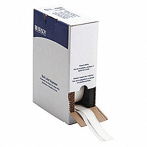 Cartridge Label,6/7 In. W,3600 In. L