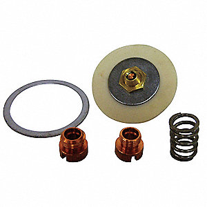 Metal Diaphragm Repair Kit, For Various Halsey Taylor Water Coolers & Fountains