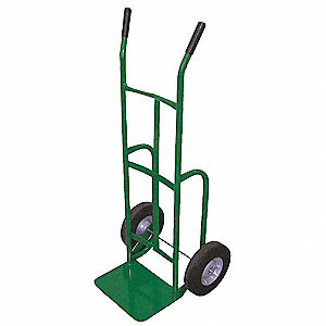 Standard Steel General Purpose Hand Truck,  Load Capacity 400 lb,  56 in x 20 in x 20 in