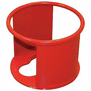 "Cylinder Collar, 6-22/25"" Diameter, Steel"