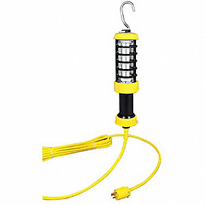 Hazardous Location Hand Lamp,26W,25 ft