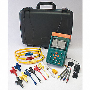 Power & Harmonics Analyzer,9.99MW,3000A