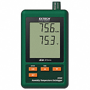 Humidity/Temperature Datalogger